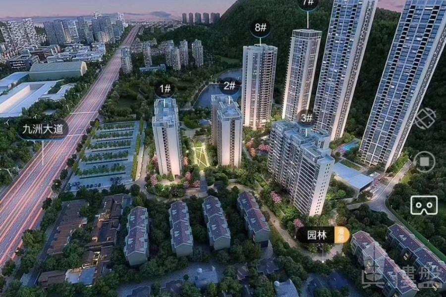江山賦_珠海|首期10萬|香港銀行按揭|珠海情侶路海濱長廊