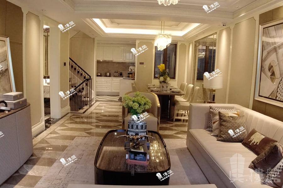 華發觀山水別墅_中山|200萬|買二層用四層|香港銀行按揭 (實景航拍)