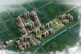 龍華北50萬㎡雙高鐵生活大盤